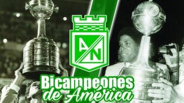 Колумбийский «Атлетико Насьональ» выиграл Кубок Либертадорес