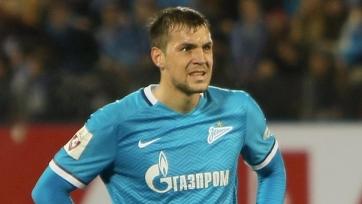 Дзюба: «Возвращение Кержакова пойдёт «Зениту» только на пользу»