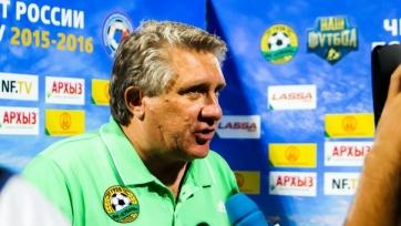 Ташуев ждёт уверенной победы «Краснодара» в матче с «Баркиркарой»