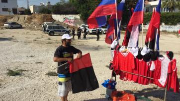Киприоты перепутали клубные цвета «Спартака»