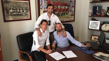 «Торино» подписал юного сербского хавбека