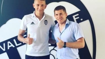 Иван Зотько присоединился к «Валенсии»