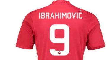 «Манчестер Юнайтед» уже выручил 90 миллионов евро с продаж футболок Ибрагимовича