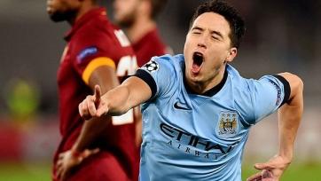 «Рома» нацелилась на хавбека «Манчестер Сити»
