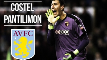 Daily Mirror: Пантилимон продолжит карьеру в «Вилле»