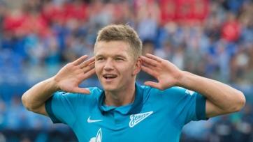 Шатов: «Такая команда как «Зенит» всегда будет играть в хороший футбол, и добиваться побед без Халка или Витселя»