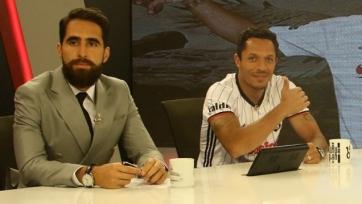 Коррея: «Футболка «Бешикташа» напоминает мне футболку «Реала»