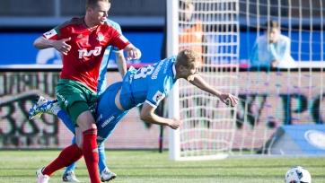 «Зенит» и «Локомотив» голами не порадовали