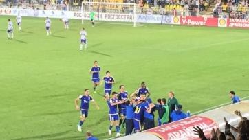 «Ростов» начинает и выигрывает, вице-чемпионы страны одолели «Оренбург»