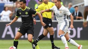 Мадридский «Реал» уверенно обыграл «Челси»
