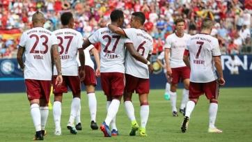 «Бавария» разгромила «Интер»