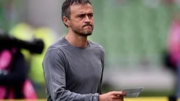 Луис Энрике не хочет обсуждать своё будущее в «Барселоне»