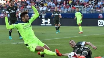 «Ливерпуль» разобрался с «Миланом»