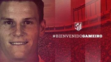 Гамейро: «Рад переходу в столь великий клуб, как «Атлетико»