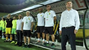 Врба: «Спасибо команде за самоотдачу, мы играли хорошо, и нам нужно играть так каждый матч»