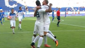 «Днепр» не смог переиграть «Сталь», упустив победу в концовке матча