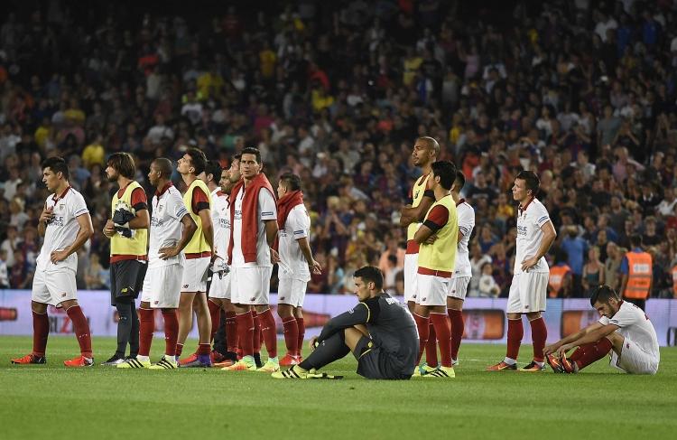 Брависсимо, Браво. Как «Барселона» разгромила «Севилью»