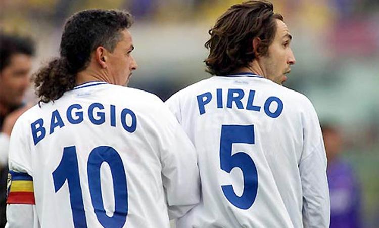 «Я побежал бы в «Барселону» даже быстрее, чем в Мадрид».  Андреа Пирло, каким вы его не знали