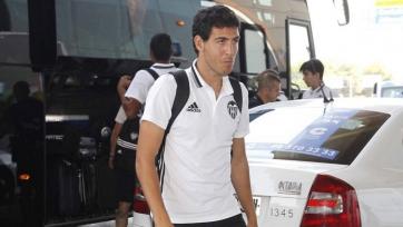 Дани Парехо отстранён от тренировок с основой «Валенсии»
