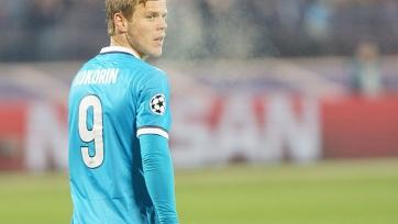 «Вольфсбург» отказался от покупки Кокорина из-за его финансовых запросов