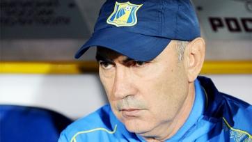 Бердыев: «Давление будет, но у нас опытные игроки»