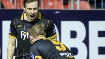 БАТЭ проиграл на выезде ирландскому «Дандолку» и вылетел из Лиги чемпионов