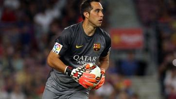 Браво останется в «Барселоне», лишь если получит гарантии того, что будет играть в основном составе
