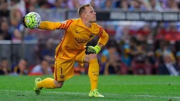 «Барселона» может продать тер Штегена за 80 миллионов евро в «Манчестер Сити»