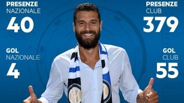 Официально: «Интер» подписал Кандреву