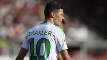 Официально: Этим летом Дракслер не покинет «Вольфсбург»