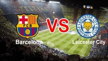 Барселона – Лестер. Стартовые составы команд