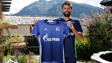 Коке подписал трёхлетний контракт с «Шальке»