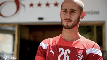 Официально: Гальвес – футболист «Эйбара»