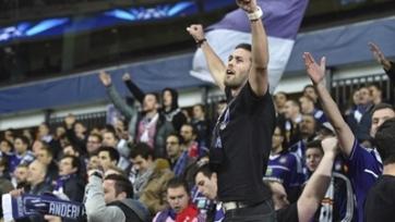 Пять болельщиков «Ростова» подверглись нападению со стороны бельгийских фанатов