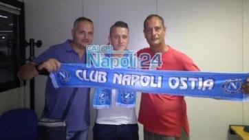 Зелиньски прибыл в расположение «Наполи»