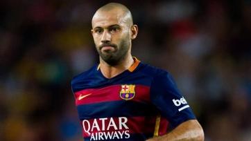 Маскерано: «Я рад, что остался в «Барселоне»