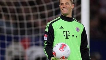 Нойер: «Боруссия» - самый сильный конкурент «Баварии»