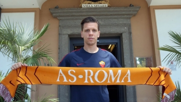 Официально: Щесны остаётся в «Роме» ещё на год