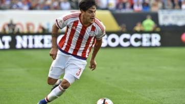«Милан» подпишет контракт с парагвайским защитником