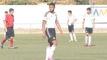 «Интер» подписал контракт с 16-летним испанским юниором
