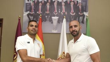 Габриэль Меркадо стал футболистом «Севильи»