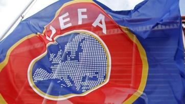 Россия вышла на шестое место в таблице коэффициентов УЕФА