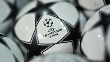 Результаты жеребьёвки раунда плей-офф Лиги чемпионов