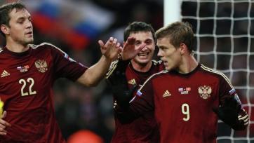 Сборная России сыграет с Ганой и Турцией