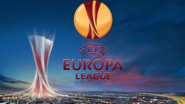 Результаты жеребьёвки раунда плей-офф Лиги Европы