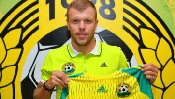 Официально: Гай стал игроком «Кубани»