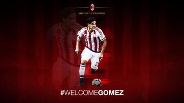 Официально: «Милан» подписал Густаво Гомеса