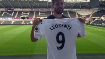 Официально: Фернандо Льоренте стал игроком «Суонси»