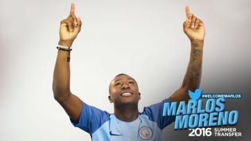 Официально: «Манчестер Сити» подписал Морено и отдал в аренду «Депортиво»