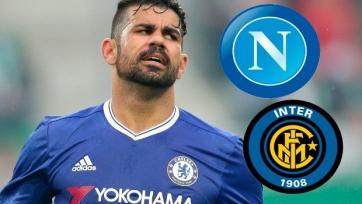 Диего Коста может продолжить карьеру в Италии